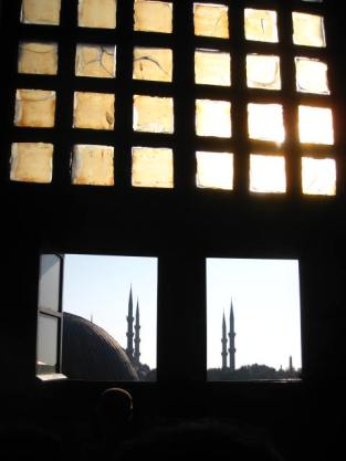 Views from Aya Sofya