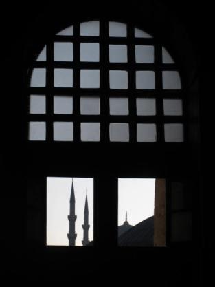 Views from Aya Sofya