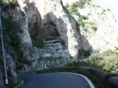 Entrance to Tunnel near San Pietro