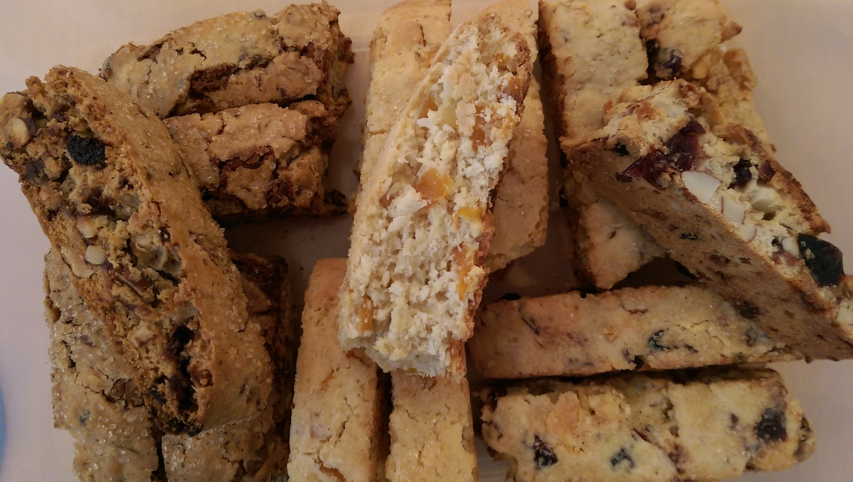 Around the World in 80 Plates: Biscotti, Italy 1/80 | Knead to Wander