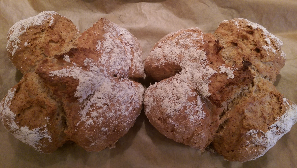 Around the World in 80 Plates: Soda Bread, Ireland 4/80